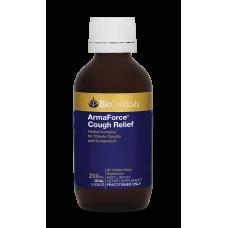 Bioceuticals ArmaForce Cough Relief 200mL