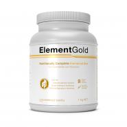 ElementGold Unsweetened Vanilla 1Kg